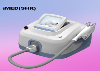 Cina Painless Facial E Light Beauty Machine untuk Hair Removal / Skin Tightening 3000W pemasok