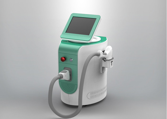 Cina Triple Wavelength 755 808 1064 Diode Laser Hair Removal Equipment CE RoHS Terbukti pemasok