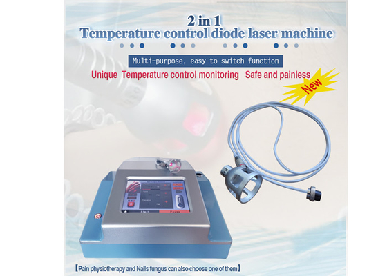 Cina Penghapusan Vaskular Spider Removal Mesin 980nm Medical Beauty Diode Laser Machine pemasok